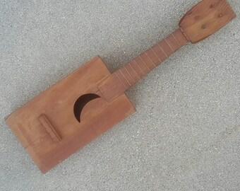Folk Art Ukulele Hand Made