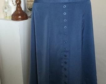 Vintage 70's Annie Designs A Line Skirt