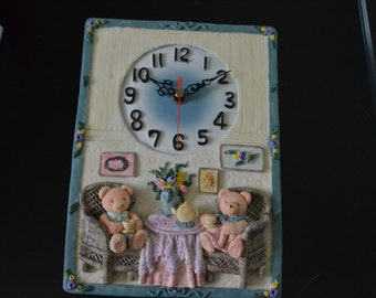 Child's Clock, Bears Clock