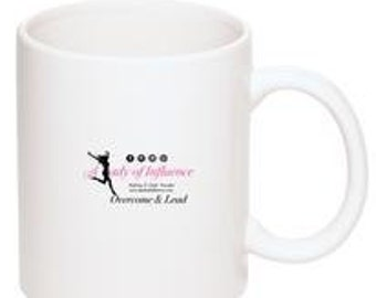 A Lady of Influence Coffee Mug
