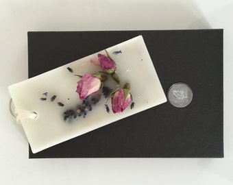 Wax Tablet - Roses and Lavender