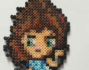 Final Fantasy XIII Inspired Perler Bead - Fang