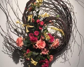 The Cheerful Garden- Double Loop