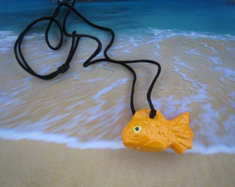 Fish Whistle Necklace