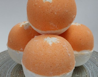 Orange Dream ( Bath bomb)