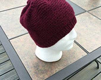 Knitted Hat - Adult S/M