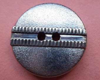 10 buttons silver 18mm (1580) button
