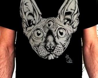 T-Shirt Sphynx 5Q