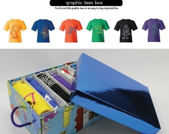 Zillo's graphic tees box 1