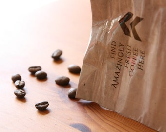 Freshly Roasted Coffee Beans, Personalized to Taste