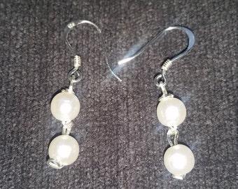 wire wrap earings