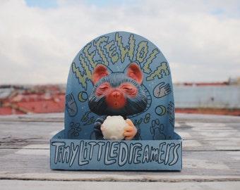 TinnyLittleDreamer/Meditation    Werewolf
