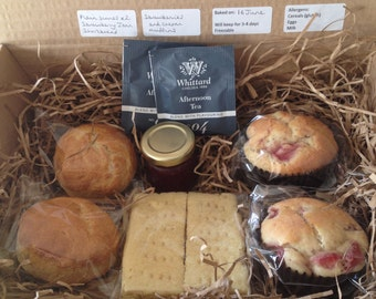 Afternoon Tea in a Box