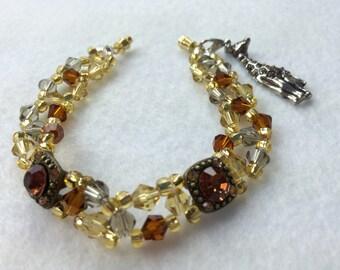 Charming Giraffe Bracelet