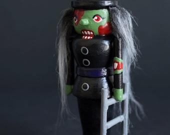 "Zombie decoration ""Anna"""