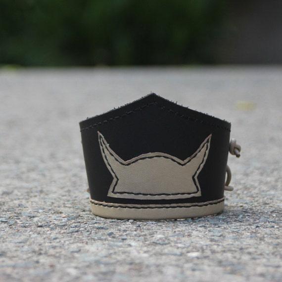 HJALMAR, leather, bracelet, nordic