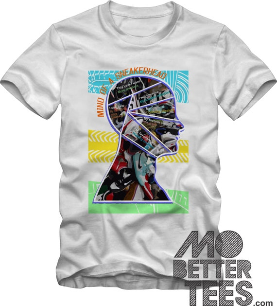 Sneakerhead T-shirt, Graphic Tee