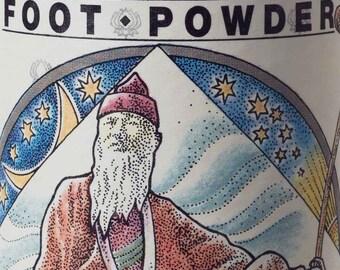 Chinese Herbal - Foot Powder