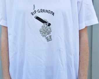 Bad Habit RIP Grandpa Tshirt