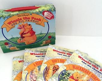 Winnie The Pooh Box Etsy