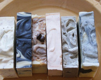 Handcrafted Goat Milk Soaps and Natural (Non-Milk) Soaps