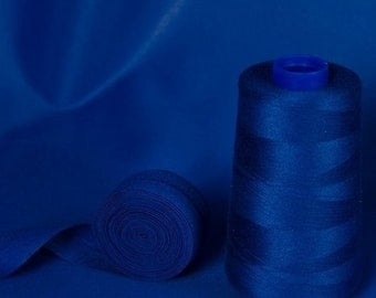 Professional Grade Tex 27 Thread (Saturn Blue, 1 spool)