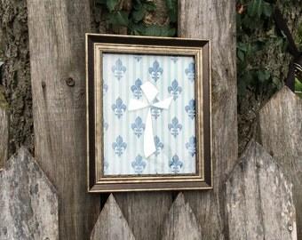 Nautical Mirror Cross Art - Wall Cross - Unique - Cross Decor - Christian Decor - Religious Decor Gift - Housewarming Gift - Wedding Gift