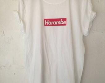Harambe Tshirt