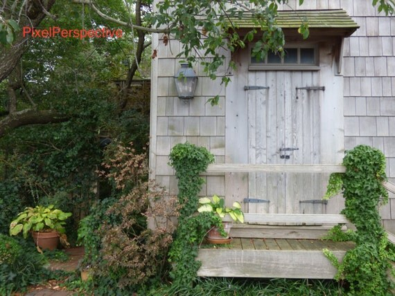 Front door instant download fairy tale entrance out for a for Fairy front door