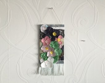 Hanging Paper Textile - 3
