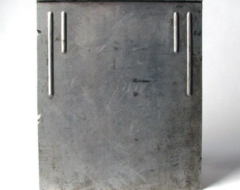 VIntage - Industrial - Clipboard - Aluminum - Aged to Perfection - Milwaukee