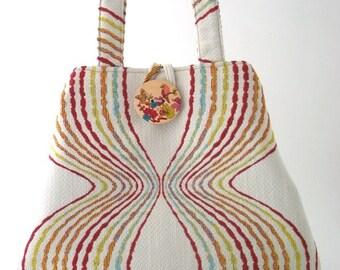 large tote bag, large handbag, shoulder bag, spring purse, hobo bag, diaper bag, womens bag, everyday bag, weekend bag