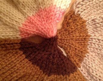 Boobie Beanie - Custom Knit