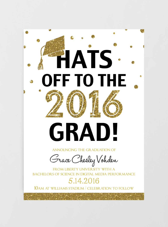 Etsy Invitations Graduation is beautiful invitations layout