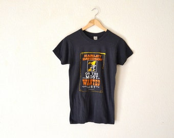 1984' Harley Davidson Graphic T-Shirt