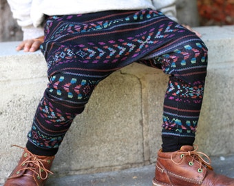 Baby Boy Baby Girl Aztec Tribal Print Harem Pants: Etsy kid's fashion, Toddler Boy, Toddler Girl, Fall Fashion, Winter, Christmas, Gift