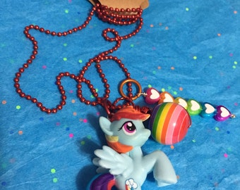 My Little Pony Necklace RAINBOW DASH
