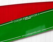 Color Evaluator Tool//color planning//helps you to see color value
