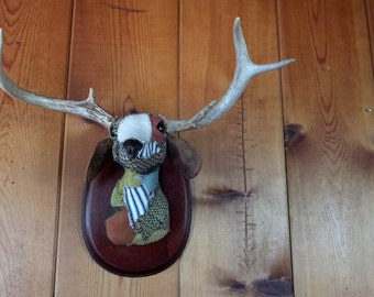 Quilted Jackalope