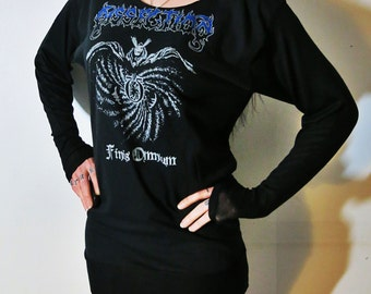 Dissection Tunic Hoodie