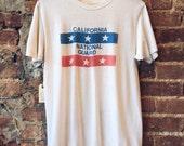 Vintage 60s california t shirt