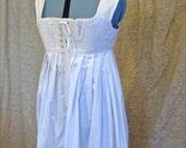 "Readymade Regency Bodiced Petticoat, 43"" Bust"