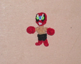 Fuzzy Figures: Strongbad