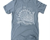 Gift for Men, Bicycling Gift Him, Mens Cycling Gifts, Gift for Cyclists, Graphic Tee - Ride My Bike: