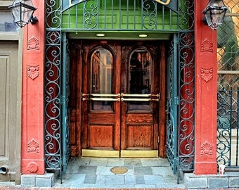 Arnauds Entrance New Orleans Photography Print Art. French Quarter Art, Architecture Photo 8x10, 11x14, 16x20, 20x24, 24x36, 30x40