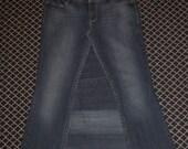 Ladies Jean Skirt - size 17