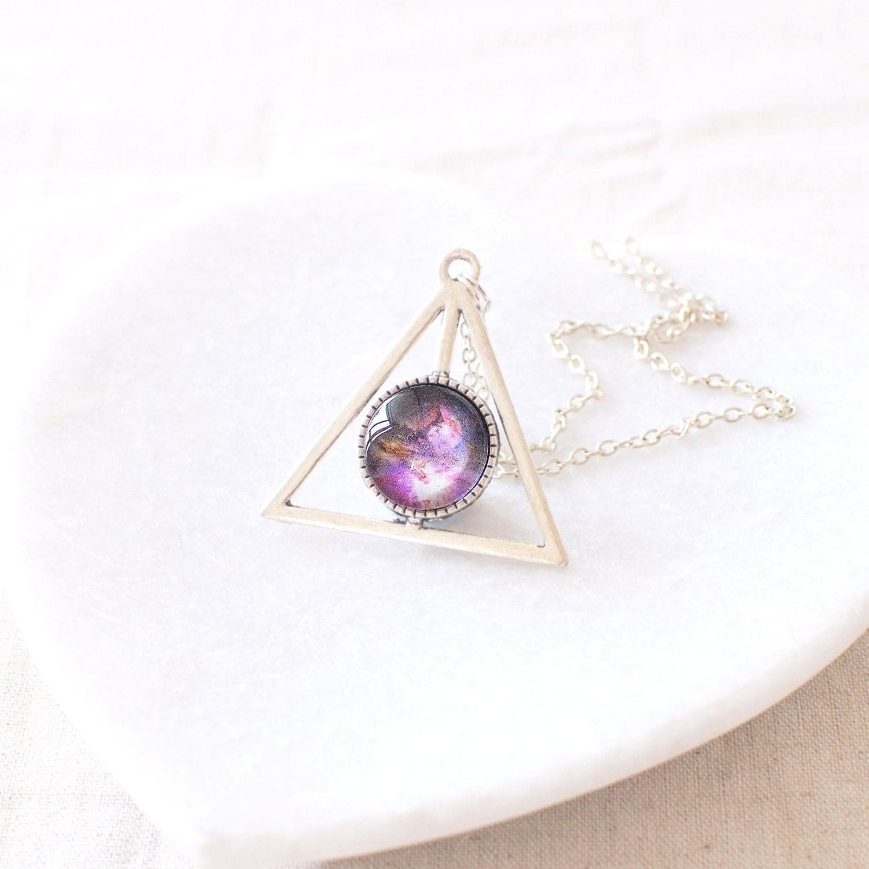 necklaces etsy nebula - photo #23
