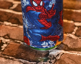 Marvel Spiderman Holiday Can Cozy