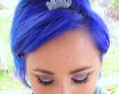 Crystal Tiara Gemstone Crown