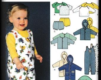 Simplicity 9275 Babies Layette Designs by Karen Z